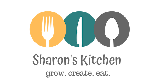 Sharon's Kitchen logo